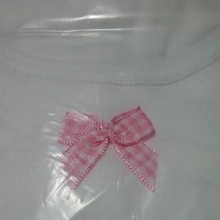 二重3分袖2枚組165女の子肌着(下着)