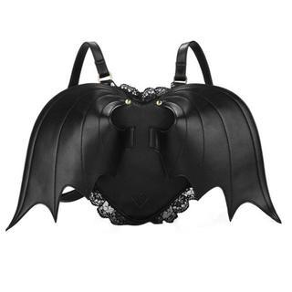 バットウィングバックパック コウモリ羽のリュック 蝙蝠バック WEGO ビッグ (携帯電話本体)