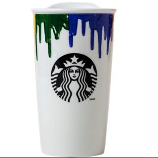 スターバックスコーヒー(Starbucks Coffee)のレア✨新品未使用 北米限定 Band of Outsiders ×スタバコラボ(タンブラー)