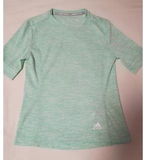 アディダス(adidas)のランニングTシャツ(ウェア)