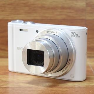 ソニー(SONY)の⭐️Wi-Fi搭載⭐️光学20倍⭐️SONY CyberShot WX300(コンパクトデジタルカメラ)