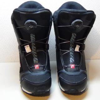 スノーボードブーツ head 22.5cm キッズ ジュニア 22cm (ブーツ)