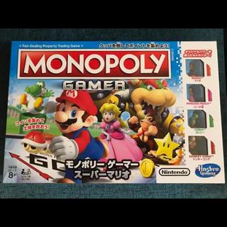 HASBRO モノポリー ゲーマー スーパーマリオ C1815 正規品(人生ゲーム)