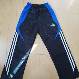 アディダス(adidas)のアディダス ウインドパンツ 130㎝ ブラック(パンツ/スパッツ)