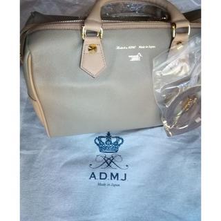 エーディーエムジェイ(A.D.M.J.)のADMJ 2wayバッグ新品(ショルダーバッグ)