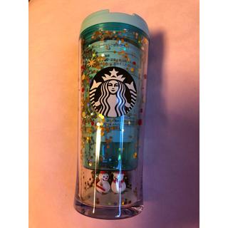 スターバックスコーヒー(Starbucks Coffee)のホリデー2018スモールワールドタンブラー(タンブラー)