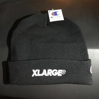 エクストララージ(XLARGE)のXLARGE  チャンピオン コラボニット帽(その他)