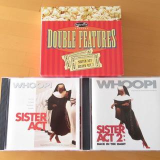 美品!天使にラブソングを… サウンドトラック 1と2 CD2枚【BOXセット】(映画音楽)