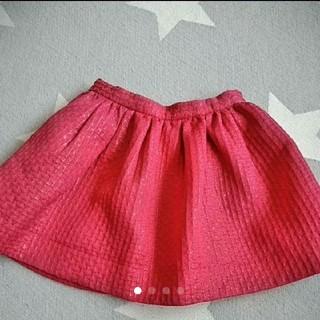 ケイトスペードニューヨーク(kate spade new york)のケイトスペード キッズ 昨年 スカート 100 新品同様(スカート)
