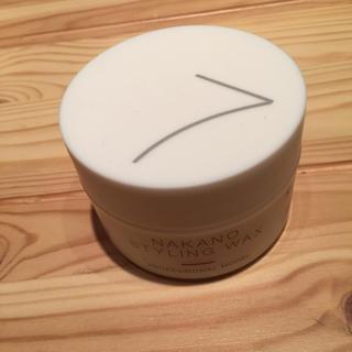 ナカノ(NAKANO)のナカノ ワックス 7 スーパーハード 新品 未使用(ヘアワックス/ヘアクリーム)
