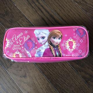 ディズニー(Disney)の未使用新品 ディズニー アナと雪の女王 ペンケース(ペンケース/筆箱)
