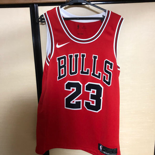 ナイキ(NIKE)の Nike Bulls Jordan jersey(タンクトップ)