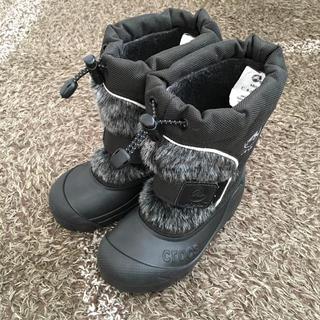 クロックス(crocs)のクロックス ブーツ 長靴 15.5〜16.5(ブーツ)