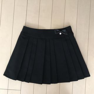 黒スカート キッズ(スカート)