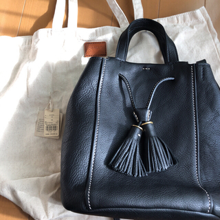 ゲンテン(genten)のゲンテン ソフィーロ 2way  保存袋あり(ショルダーバッグ)