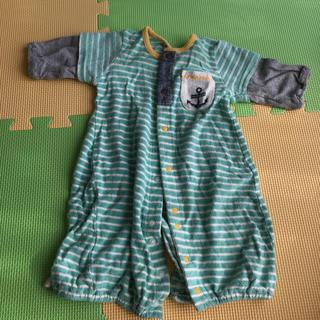 ニシキベビー(Nishiki Baby)のロンパース(ロンパース)