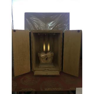 現代仏壇 展示品 D-cube1 山口仏壇製作所 日本製(棚/ラック/タンス)