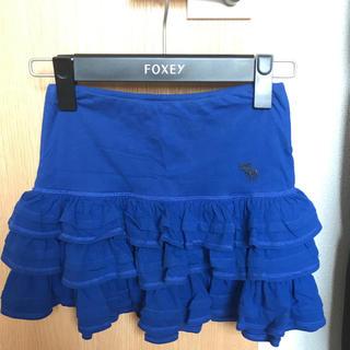アバクロンビーアンドフィッチ(Abercrombie&Fitch)のアバクロ  kids  フリルスカート(スカート)