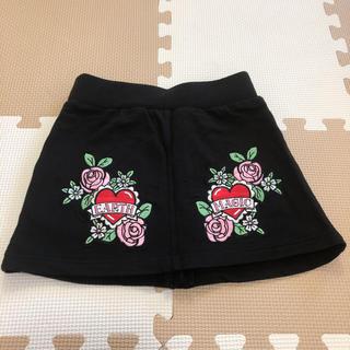 アースマジック(EARTHMAGIC)のさらにお値下げしました✨アースマジック  チェリー柄スカート  ♡美品♡(スカート)