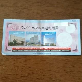 石和・信州・駿河健康ランド ホテル共通利用券(その他)