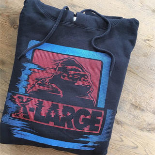 エクストララージ(XLARGE)の【新品】入手困難 XLARGE エクストララージ パーカー Sサイズ(パーカー)