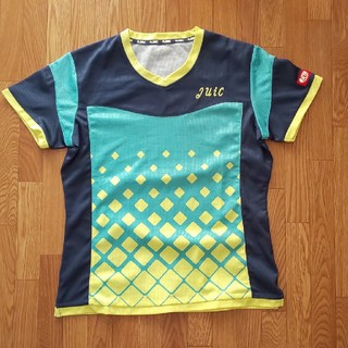 ジュウイック(JUIC)の JUIC ゲームシャツ(卓球)
