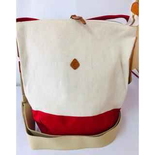 クレドラン(CLEDRAN)のCLEDRAN キャンバス2wayバッグ(ショルダーバッグ)