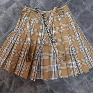 ラブトキシック(lovetoxic)のLOVE TOXIC スカート(スカート)