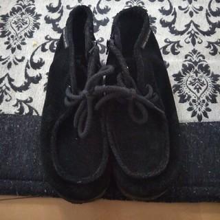 コムサデモードの子供靴(フォーマルシューズ)