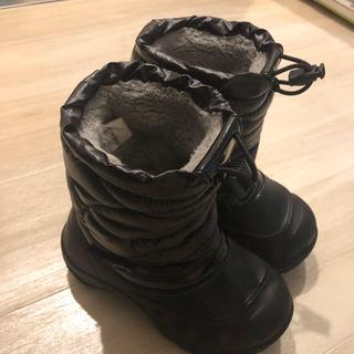 キッズ スノーブーツ 17㎝(ブーツ)