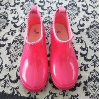 子供用ショート長靴(長靴/レインシューズ)