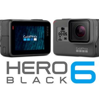 GoPro - GoPro hero6 BLACK 未使用