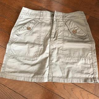 ジーユー(GU)のgu スカート(ミニスカート)