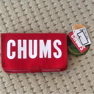 チャムス(CHUMS)のCHUMSパスケース   新品(パスケース/IDカードホルダー)