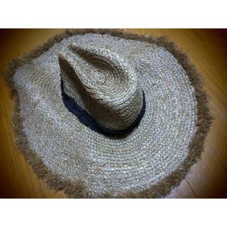 ルームサンマルロクコンテンポラリー(room306 CONTEMPORARY)のroom360麦わら帽子(麦わら帽子/ストローハット)