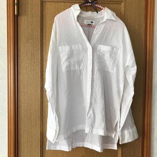 オールドネイビー(Old Navy)のシャツ ブラウス(シャツ/ブラウス(長袖/七分))