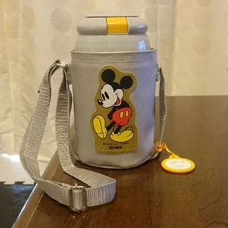 ゾウジルシ(象印)のミッキーマウス ストロータイプ 水筒/600ml(水筒)