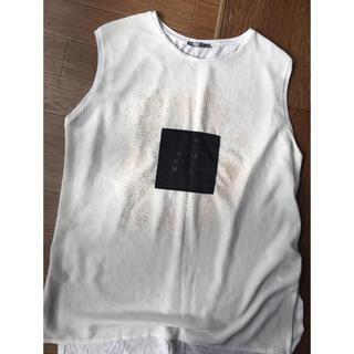 ザラ(ZARA)のZARA (Tシャツ(半袖/袖なし))