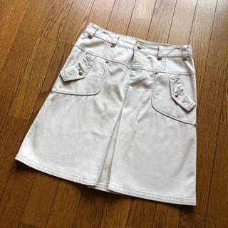 ドレスキップ(DRESKIP)の良品☆ドレスキップ スカート(ひざ丈ワンピース)