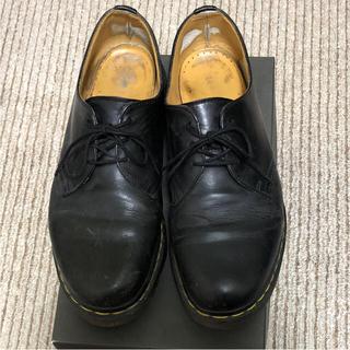 ドクターマーチン(Dr.Martens)のドクターマーチン Dr.martens 英国製 ENGLAND 黒 ヴィンテージ(ブーツ)