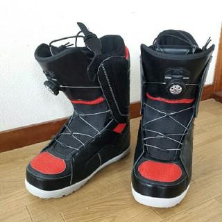 キスマーク(kissmark)のスノーボードスノボソフトブーツメンズキスマーク 28cm BOAタイプ ダイヤル(ブーツ)