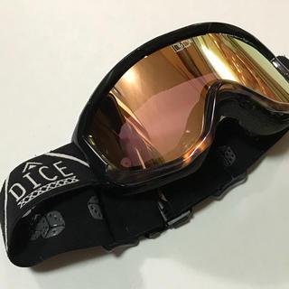 ダイス(DICE)のDICE スノボゴーグル 偏光レンズ(サングラス/メガネ)