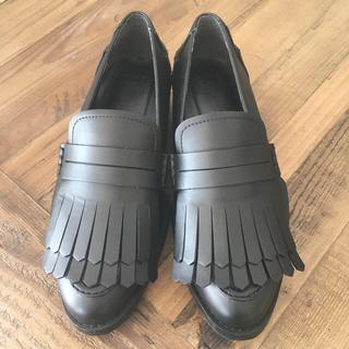 スライ(SLY)のSLY ローファー ドレスシューズ  レザーシューズ S(ローファー/革靴)