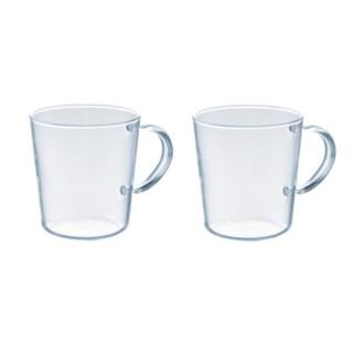 ハリオ(HARIO)のハリオ耐熱マグカップ(グラス/カップ)