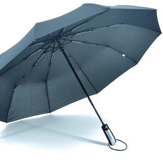 セール 折り畳み傘 ワンタッチ自動開閉 10本骨 1.05m 晴雨兼用 ブラック(傘)