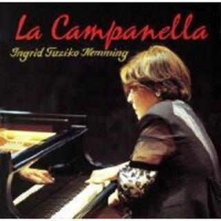 ラ・カンパネラ/フジコ・ヘミングーリスト・ショパン中心のベスト盤ー新品CD(クラシック)