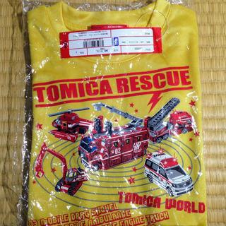 ティンカーベル(TINKERBELL)の☆新品☆  トミカ  レスキュー  Tシャツ  100  ティンカーベル(Tシャツ/カットソー)