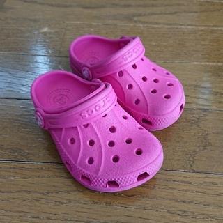 クロックス(crocs)のたなめぐ様専用☆クロックス 女の子 (サンダル)