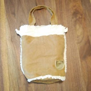 ツモリチサト(TSUMORI CHISATO)のツモリチサト 巾着バッグ(ハンドバッグ)