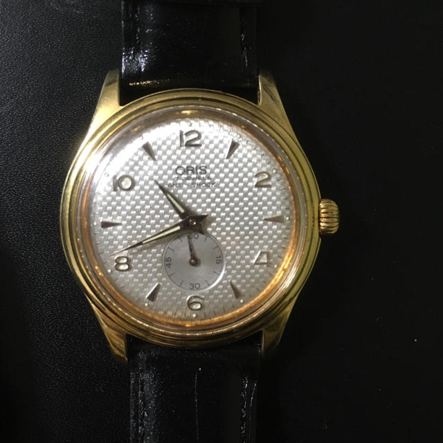 best loved 5346b 34a99 オリス 腕時計 アンティーク 自動巻き